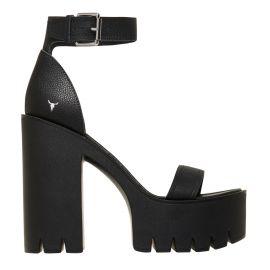 Women's platform high heel