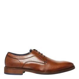mens brown dress shoe