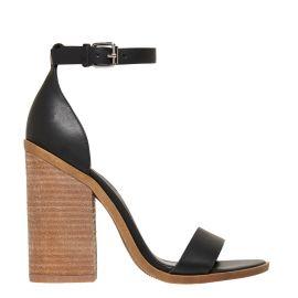 Womens Black Sandal