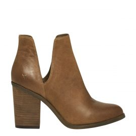 tan leather womens boots,