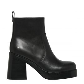 NASSTY BLACK LEATHER BOOT