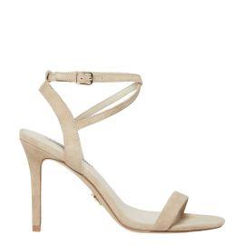 Natural stiletto womens high heel