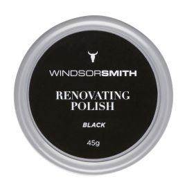 RENOVATING POLISH BLACK 45G - -