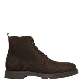 Windsor Smith Men's brown suede boots