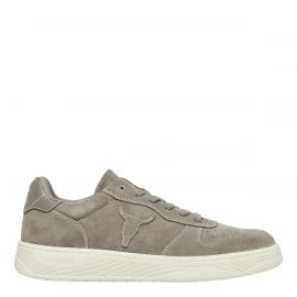 UNIVERSE-M TAUPE SUEDE